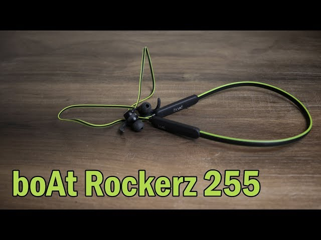 boAt Rockerz 255 Sports Bluetooth Wireless Earphone for Rs. 1,499