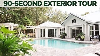 90-Second Exterior Tour | HGTV Dream Home 2017