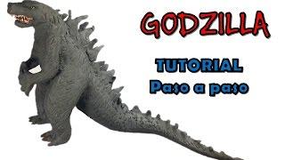 Godzilla Plastilina 123vid