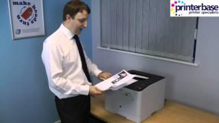 Samsung CLP-680ND A4 Colour Laser Printer Review