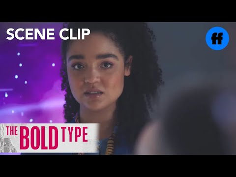 The Bold Type | Season 1, Episode 3: Kat Gets Distracted By Internet Trolls | Freeform