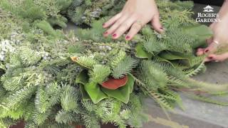 How To Make Your Own Fresh Holiday Wreaths