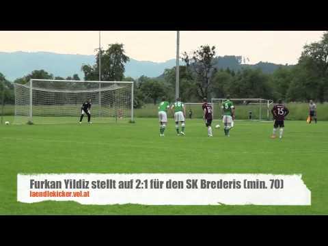 Video vom Spiel FC Renault Malin Sulz - SK Brederis
