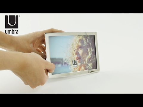 Video for Senza 5 x 7 In. Photo Frame