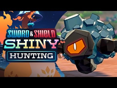 I WILL GET THIS SHINY! Pokemon Sword & Shield Live Shiny Hunting - Shiny Hunting Rolycoly!