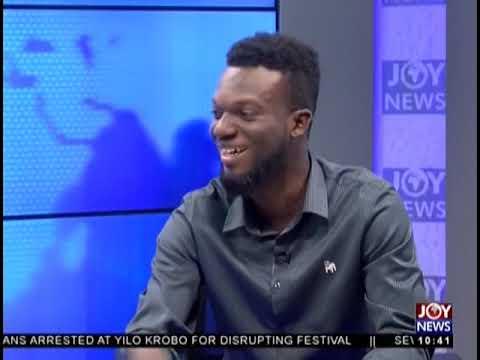 Tech Talk - News Desk on JoyNews (12-10-18)