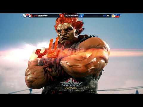 Tekken World Tour 2019 Finals – UYU JeonDDing vs PBE AK – LCQ Top 8