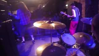 DFD- 100 Suicides Drum Cam, Rock City, Nottingham, UK