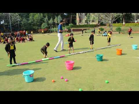 Annual Sports Meet of Pre Primary Classes