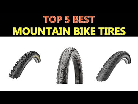 Best Mountain Bike Tires 2018