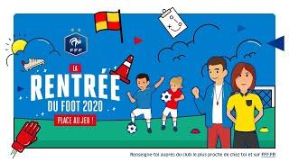 L'édition 2020 de la Rentrée du Foot !