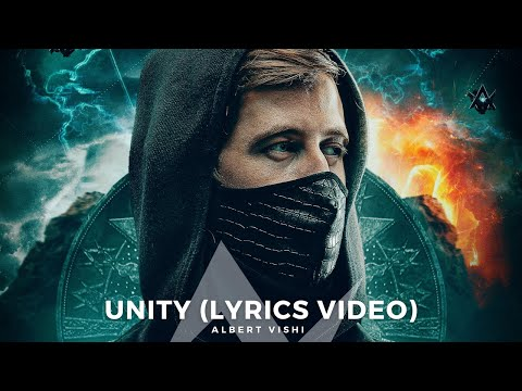 Alan Walker - Unity (Lyrics Video)
