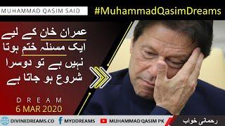 Imran Khan ke Liey aik Masla Khatem Hota nahi Dosra Shuru ho jata hai