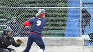 SFU vs. Seattle - Softball Game Recaps // May 3, 2010