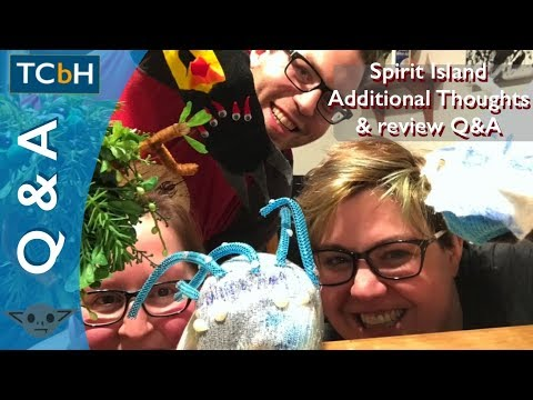 The Cardboard Herald - Spirit Island Additional Thoughts & Review Q&A
