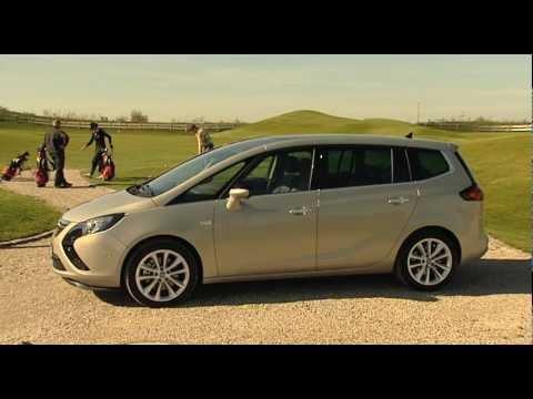Opel  Zafira Tourer Минивен класса M - рекламное видео 3