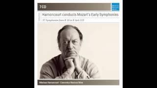Mozart: Symphony No. 25 — Harnoncourt