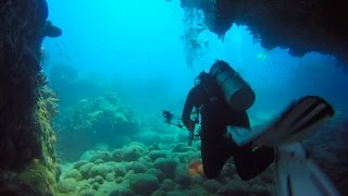 preview picture of video 'Scuba Diving in Saba & St. Kitts with Caribbean Explorer II'