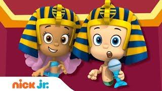 Aventuras De Viagem Vídeo Musical Com Os Bubble Guppies E Dora, A Aventureira (Português) | Nick Jr.