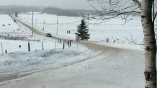 preview picture of video '2013 Rallye Perce-Neige - Blue Sea/Bouchette - M. Donnelly & A Crosner'