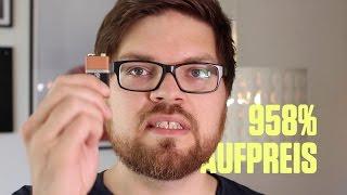 Das DRECKIGE GEHEIMNIS der 9V-Batterien – Spiel & Zeug