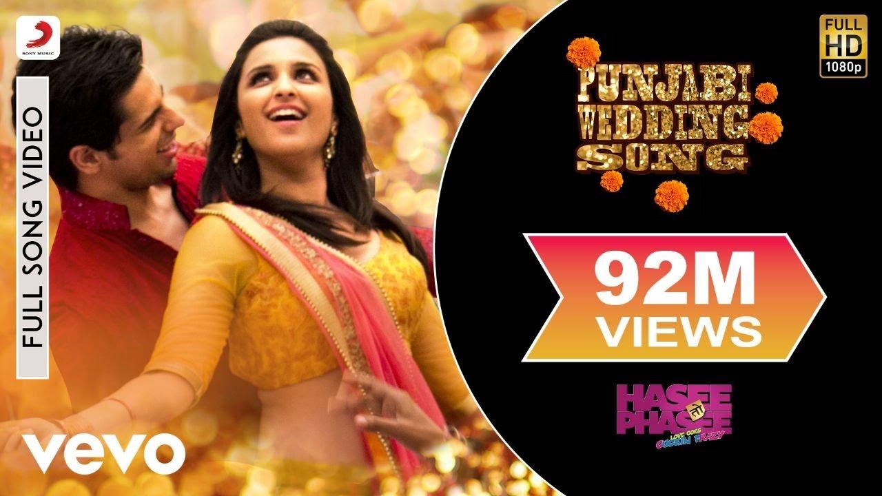 Punjabi Wedding mp3 Song
