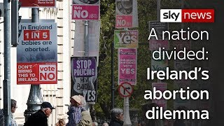 A nation divided: Ireland