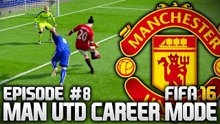 IBRA IS BACK!!! MAN UTD CAREER MODE - EPISODE #8 (FIFA 16)