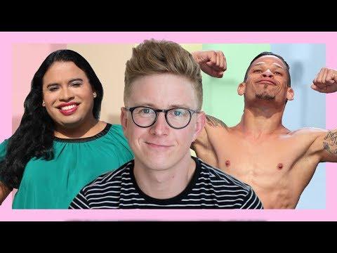 8 Hispanic & Latinx LGBTQ+ Trailblazers Who Inspire Me | Tyler Oakley