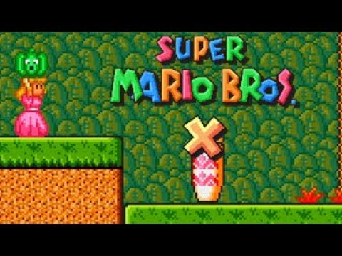 Download Super Mario Bros X The Princess Cliche 01 Video 3GP Mp4 FLV