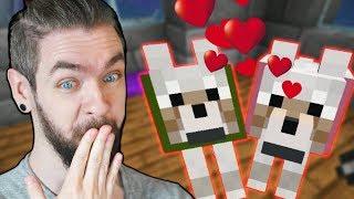 I Got My Dog A GIRLFRIEND In Minecraft - Part 12