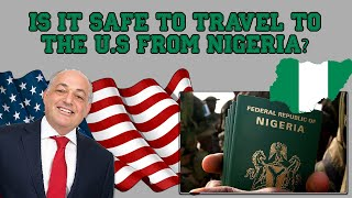 How can I bring a relative from Nigeria to USA? #ImmigrationAdvice @BradShowLive