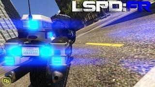 GTA 5 LSPDFR Deutsch - Die KRASSESTE Verfolgungsjagd