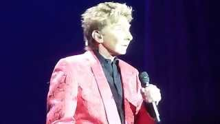Barry Manilow  02 Arena London - 26th May 2014