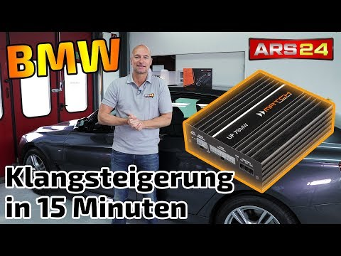 BMW Klangsteigerung in 15 Minuten! | Match UP7BMW | ARS24