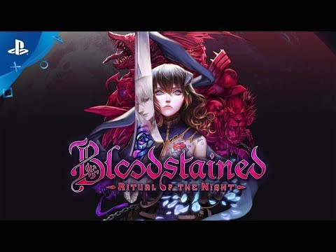 Trailer de Bloodstained Ritual of the Night