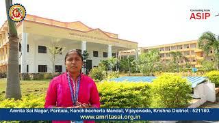 Right Place to Learn Advanced Technologies | Amrita Sai