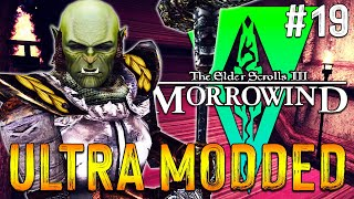 MODDED MORROWIND 2021 - 400 MODS - Abandoned Well at Dagon Fel - 19