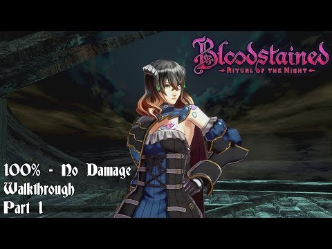 Download Bloodstained Ritual Of The Night 100 No Damage Walkthrou