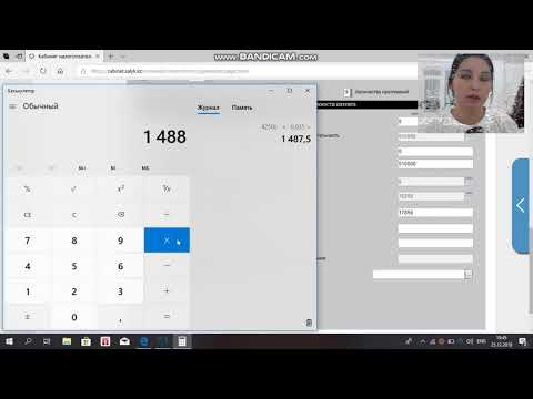Заполнение и отправка расчёта стоимости патента для ИП на 2019 год в электронном виде