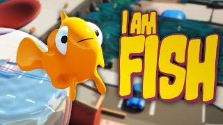 The Sequel To I Am Bread - I Am Fish