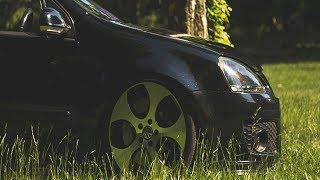 Bagged Golf GTI MK5