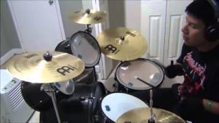 metallica am i evil (drum cover)