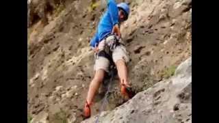 preview picture of video 'Magnifique journée d'escalade avec Amine .'