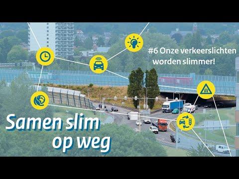 Smart mobility vlog #6: onze verkeerslichten worden slimmer!