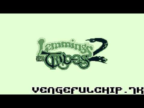 lemmings game boy color rom