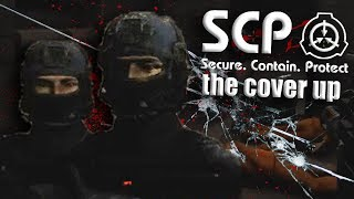 SCP: The Cover Up