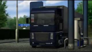 Euro Truck Simulator video