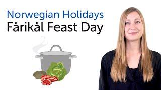 Norwegian Holidays - Fårikål Feast Day - Fårikålens dag