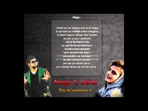Noga Ft Stine & Skillz - Ndaloje Vrapin (Remix)